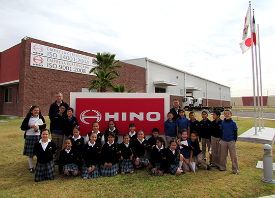 Subire Business School en HINO